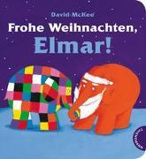 Cover-Bild zu McKee, David: Elmar: Frohe Weihnachten, Elmar!