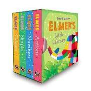 Cover-Bild zu McKee, David: Elmer's Little Library