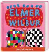 Cover-Bild zu Mckee, David: Elmer and Wilbur