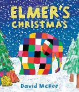 Cover-Bild zu McKee, David: Elmer's Christmas