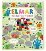 Cover-Bild zu McKee, David: Elmar: Mein Such-und Findebuch