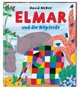 Cover-Bild zu McKee, David: Elmar: Elmar und die Nilpferde