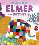 Cover-Bild zu Mckee, David: Elmer and Butterfly