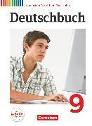 Cover-Bild zu Brenner, Gerd: Deutschbuch Gymnasium, Nordrhein-Westfalen, 9. Schuljahr, Schülerbuch
