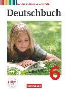 Cover-Bild zu Brenner, Gerd: Deutschbuch Gymnasium, Nordrhein-Westfalen, 6. Schuljahr, Schülerbuch