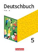 Cover-Bild zu Eichenberg, Christine: Deutschbuch Gymnasium, Neue Allgemeine Ausgabe, 5. Schuljahr, Schülerbuch