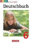 Cover-Bild zu Brenner, Gerd: Deutschbuch Gymnasium, Hessen G8/G9, 6. Schuljahr, Schülerbuch