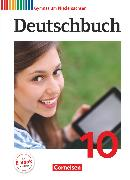 Cover-Bild zu Brenner, Gerd: Deutschbuch Gymnasium, Niedersachsen, 10. Schuljahr, Schülerbuch