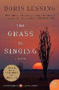 Cover-Bild zu Lessing, Doris: The Grass Is Singing