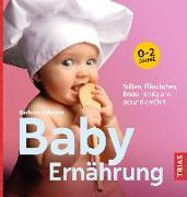 Cover-Bild zu Baby-Ernährung von Dohmen, Barbara