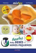Cover-Bild zu Recetas para Bebés y niños pequeños von Petrovic, Sarah
