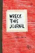 Cover-Bild zu Smith, Keri: Wreck This Journal (Red) Expanded Ed