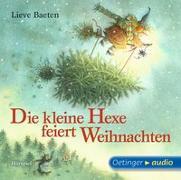 Cover-Bild zu Baeten, Lieve: Die kleine Hexe feiert Weihnachten