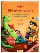 Cover-Bild zu Boie, Kirsten: Mein Bilderbuchschatz