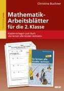 Cover-Bild zu Buchner, Christina: Mathematik-Arbeitsblätter für die 2. Klasse