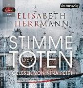 Cover-Bild zu Herrmann, Elisabeth: Stimme der Toten