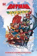 Cover-Bild zu Lemire, Jeff: Batman und die Justice League: Weihnachtsgeschichten