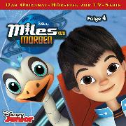Cover-Bild zu Stark, Conny: Disney - Miles von Morgen - Folge 4 (Audio Download)