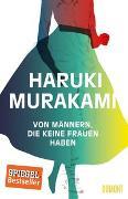 Cover-Bild zu Murakami, Haruki: Von Männern, die keine Frauen haben