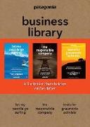 Cover-Bild zu Chouinard, Yvon: The Patagonia Business Library: Including Let My People Go Surfing, the Responsible Company, and Patagonia's Tools for Grassroots Activists
