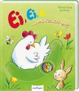 Cover-Bild zu Klee, Julia: Ei, Ei, Ei, was kullert da?