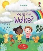 Cover-Bild zu Daynes, Katie: Was ist eine Wolke?