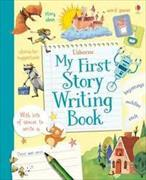 Cover-Bild zu Daynes, Katie: My First Story Writing Book