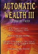Cover-Bild zu Murphy, Joseph: Automatic Wealth III