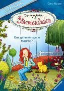 Cover-Bild zu Mayer, Gina: Der magische Blumenladen für Erstleser, Band 2: Das geheimnisvolle Mädchen