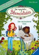 Cover-Bild zu Mayer, Gina: Der magische Blumenladen für Erstleser, Band 3: Der verzauberte Esel