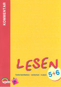 Cover-Bild zu Meier, Richard: Lesen. Kommentar 5+6