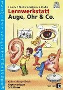 Cover-Bild zu Lerch, Julia: Lernwerkstatt Auge, Ohr & Co