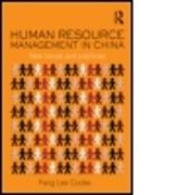 Cover-Bild zu Cooke, Fang Lee: Human Resource Management in China