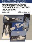 Cover-Bild zu Lin, Ching-Fang: Modern Navigation, Guidance, And Control Processing
