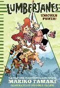 Cover-Bild zu Tamaki, Mariko: Lumberjanes: Unicorn Power! (Lumberjanes #1)