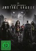 Cover-Bild zu Ezra Miller (Schausp.): Zack Snyder's Justice League