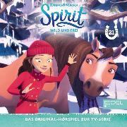 Cover-Bild zu Strunck, Angela: Folge 21: Auf dünnem Eis / Nett sein ist alles (Das Original-Hörspiel zur TV-Serie) (Audio Download)