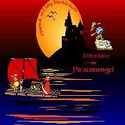 Cover-Bild zu Brandt, Michael Mike: 2 Detektive: James K. und Billy Bücherwurm - und der Piratenengel (Audio Download)