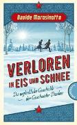 Cover-Bild zu Morosinotto, Davide: Verloren in Eis und Schnee