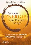 Cover-Bild zu Taikyu Kuhn Shimu, Sandy: Was die Energie zum Fließen bringt