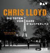 Cover-Bild zu Lloyd, Chris: Die Toten vom Gare d'Austerlitz