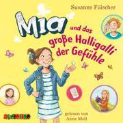 Cover-Bild zu Fülscher, Susanne: Mia und das große Halligalli der Gefühle (14)