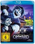 Cover-Bild zu Animation (Schausp.): Onward - Keine halben Sachen (1Disc)