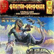 Cover-Bild zu Leon, Hal W.: Geister-Schocker, Folge 95: Großalarm - Die Bestien kommen (Audio Download)