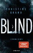 Cover-Bild zu Brand, Christine: Blind