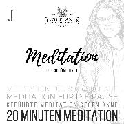 Cover-Bild zu Heyn, Christiane M.: Meditation für schöne Haut - Meditation J - 20 Minuten Meditation (Audio Download)