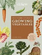 Cover-Bild zu Dove, Helena: The Kew Gardener's Guide to Growing Vegetables (eBook)
