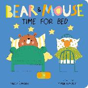 Cover-Bild zu Edwards, Nicola: Bear and Mouse: Time For Bed
