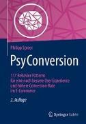 Cover-Bild zu Spreer, Philipp: PsyConversion®