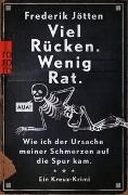 Cover-Bild zu Viel Rücken. Wenig Rat von Jötten, Frederik